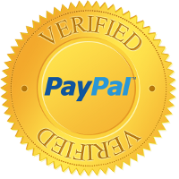 Certified Paypal Verified
